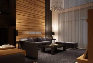 简欧现代客厅家具