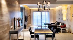 家装客厅餐边柜