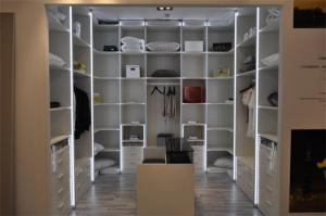 多功能智能衣柜