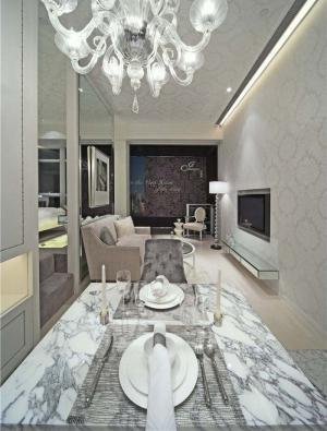 奢华欧式家具餐桌