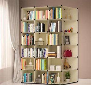 可自由组合的儿童简易书柜