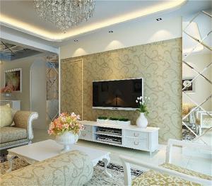 家装隐形门客厅装修设计
