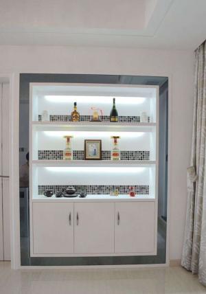 酒柜装修设计家具用品