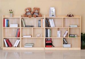 可定制的儿童简易书柜