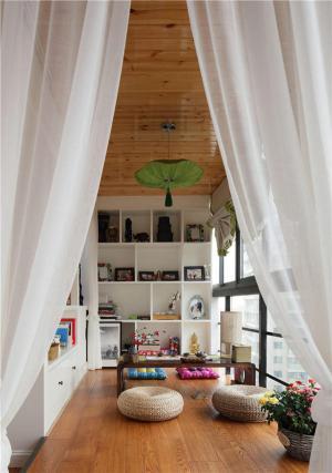 包阳台效果图家具装饰