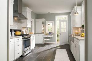 厨房整体橱柜高清图