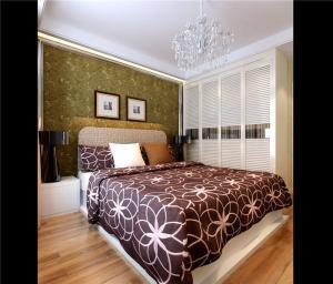热门小卧室装修案例图片