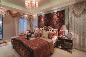 家居卧室飘窗设计