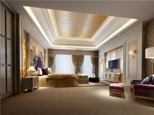 豪华家庭卧室装修