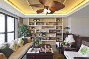 大客厅沙发装饰