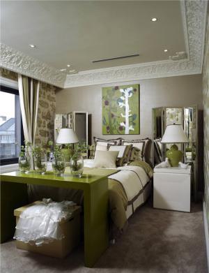 2017次卧室装修图片欣赏