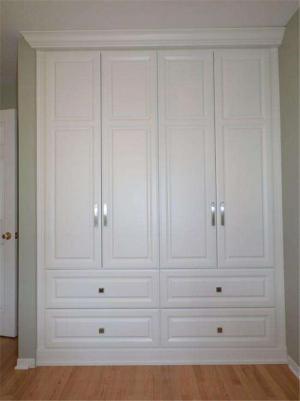家装双开门衣柜