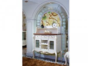 简欧饭厅装饰柜
