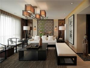 家装中式沙发