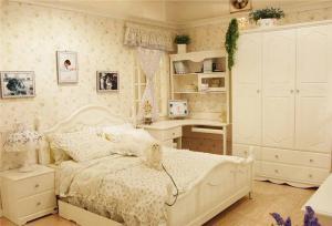 美式卧房衣柜