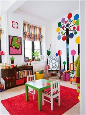10平米儿童房设计活动区