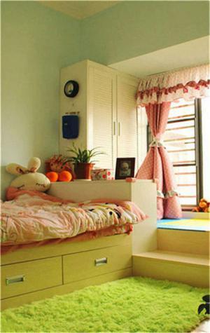 10平米儿童房设计地台榻