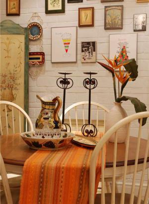 创意欧式家具餐桌