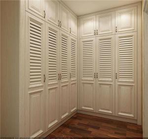 最新整体衣柜实拍图