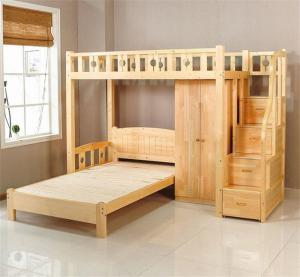 成人双层上下床家具图片