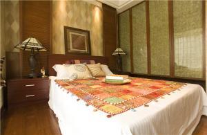 公寓十平米小卧室装修图