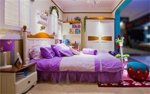 儿童房设计与装修样板图