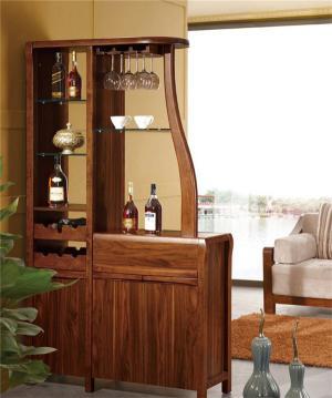 新中式红木家具酒柜