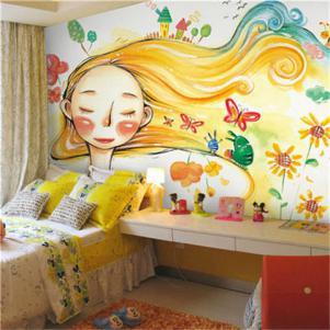 儿童房颜色搭配设计