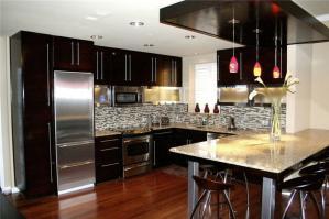 厨房间橱柜设计方案