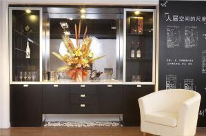 现代酒柜怎么设计