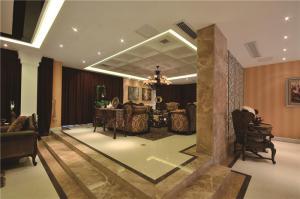 公寓客厅沙发组合