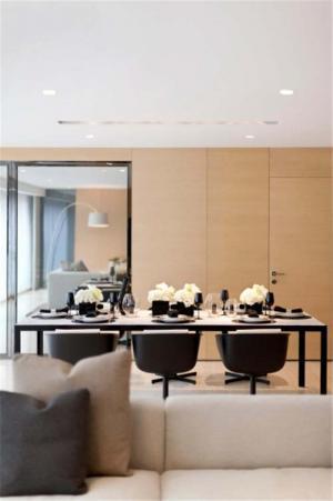 客厅餐桌椅风格