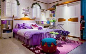 女生10平米儿童房设计案例