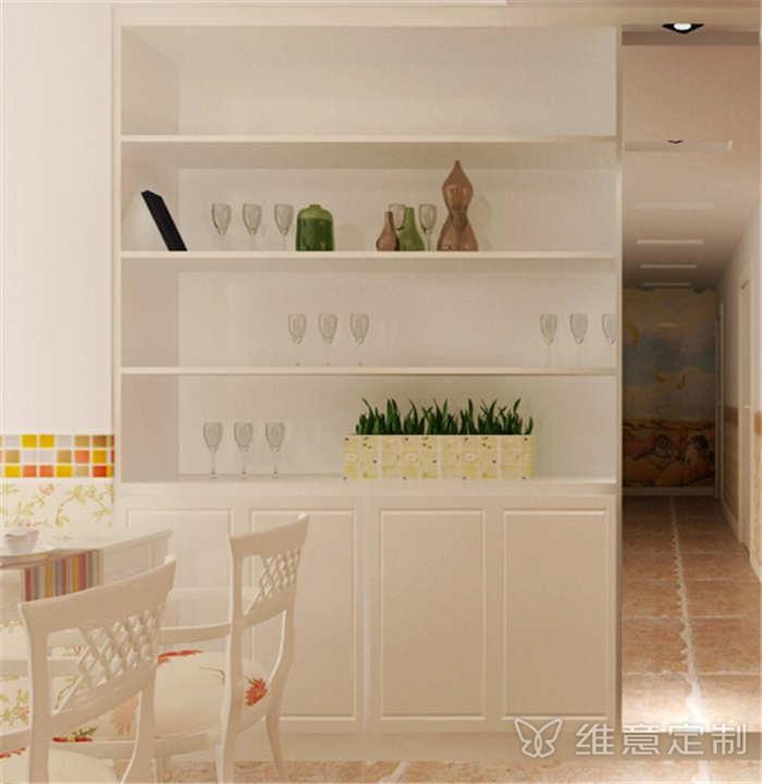 创意墙体装饰柜