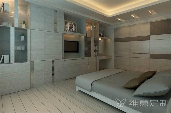 家居卧室装饰柜