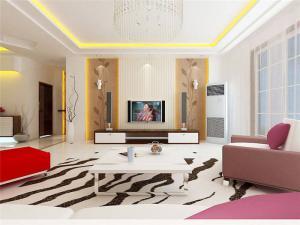 公寓烤漆电视柜