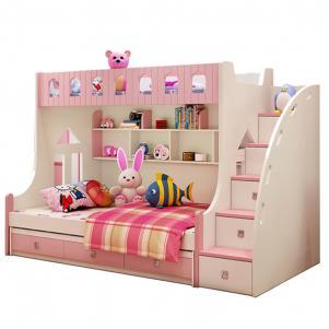 韩式公主设计儿童家具上下床