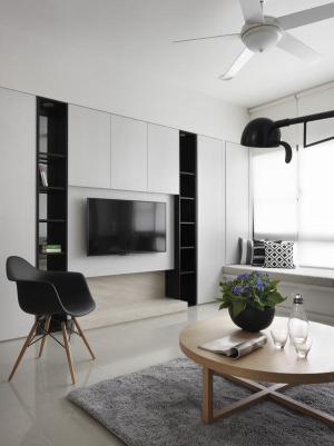 家装电视背景墙家具设计定