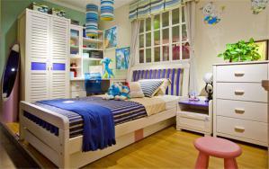 小空间儿童房设计案例装修