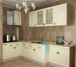 家庭厨房橱柜装修案例