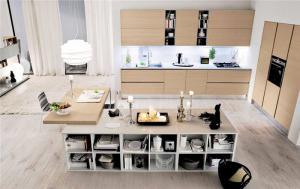 家庭厨房橱柜设计方案
