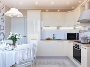 厨房厨柜无水印效果图