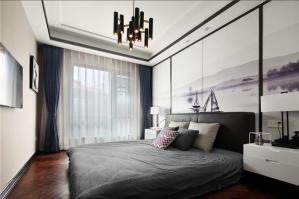 卧室二层床家具设计