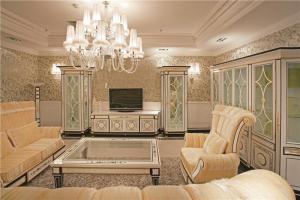 家装大客厅沙发