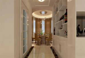 新古典墙体装饰柜
