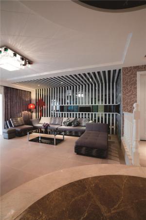 客厅布艺沙发风格