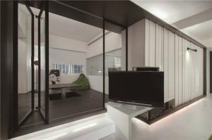 家居中式客厅家具