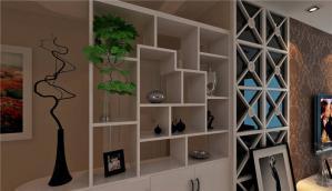 多功能简易装饰柜
