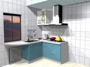 卧室橱柜3D效果图