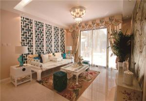 欧式奢华客厅家具